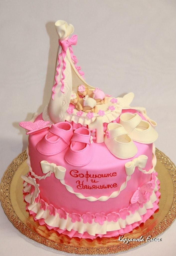 Торт на день рождения с картинками с рецептами